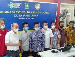 YBS Gandeng RS Kharitas Bhakti, Sukseskan Program Vaksin Covid-19 Bagi Lansia