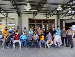 Jalin Sinergitas Baik, Polres Sanggau Gelar Coffee Morning Bersama Awak Media