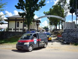 Jaga Stabilitas Keamanan Pasca Putusan MK, Polres Sekadau Gelar Patroli Skala Besar