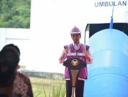 Diresmikan Presiden, SPAM Umbulan Tingkatkan Layanan Air Bersih di 5 Kabupaten/Kota di Jawa Timur