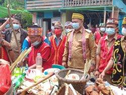 "Perayaan Ucapan Syukur Suku Dayak Binua Sejarik ""Tradisi Adat Dayak"""