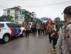 Kunker Menteri Koperasi dan UKM RI, Polres Sekadau Berikan Pengamanan