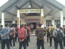 Pengumuman Hasil Rikmin Awal Penerimaan Polri T.A 2021