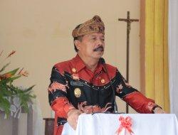 Resmikan Gereja Katolik Kristus Raja, Wabup Sanggau Ajak Masyarakat Wujudkan Sanggau Budiman