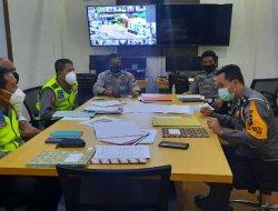 Supervisi Ops Pol Kewilayahan Keselamatan Kapuas 2021 di Polres Sekadau