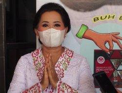 Peringati Hari Kartini, Ketua TP PKK Sanggau Ajak Kaum Perempuan Untuk Tetap Kuat dan Semangat Lawan Pandemi Covid-19