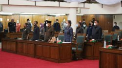Wagub Kalbar Sampaikan Perubahan Kedua atas Perda Nomor 8 Tahun 2016