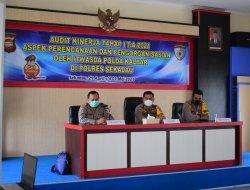 Audit Kinerja Tahap I T.A 2021 Aspek Perencanaan dan Pengorganisasian
