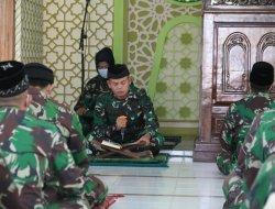 Kodam XII/Tpr Peringati Nuzulul Quran Tahun 1442 H/2021 M