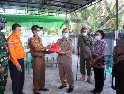 Wabup Sanggau, Yohanes Ontot Melakukan Monitoring Kesiapan Satgas Covid-19 di 4 Kecamatan