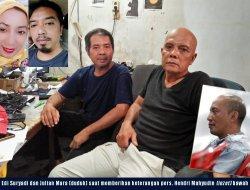 Diduga Gelapkan Hak Waris, Mantan Anggota DPRD Kota Pontianak Diadukan Keluarga Ke Polda Kalbar