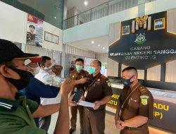 Cabjari Sanggau di Entikong,Tetapkan 3 Tersangka Tipikor APBD Semongan