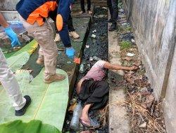 Geger Penemuan Mayat di Selokan Terminal Oplet/Bis Adisucipto