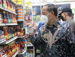 Sidak Pasar, Wabup Sanggau: Harga Bahan Pokok Relatif Stabil