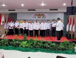 Wagub Kalbar Hadiri Pelantikan Pengurus DPW Partai Beringin Karya (Berkarya) Kalbar