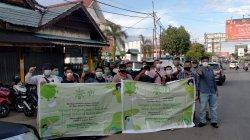Peduli Covid-19, HPI Agro Berkolaborasi Bersama PERWARSA dan PWKS Bagikan 10 Ribu Masker Serta Hand Sanitizer Kepada Masyarakat