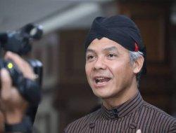 Paguyuban Jawa Kalbar Laksanakan Halal Bihal Bersama Gubernur Ganjar Pranowo