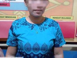 Polsek Sungai Kunyit Gerebek Kediaman Wanita Penjual Sabu di Dusun Tenang