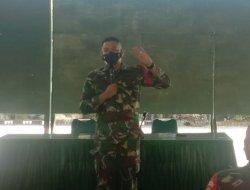 Komandan Kodim 1201 Tekankan Pentingnya Menjaga Silaturahmi