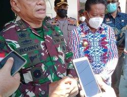Brigjen TNI Rony Apresiasi Pemerintah Daerah Sanggau yang Akan Bangun Laboratorium PCR/BSL 2