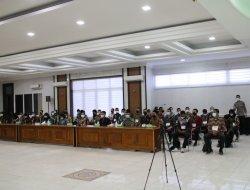 Sidang Terbuka, 531 Putra dan Putri Kalimantan Barat Lulus Bintara dan Tamtama Polri 2021