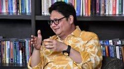 Menteri Koordinator Bidang Perekonomian RI, Airlangga Hartarto