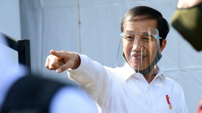 Presiden RI, Joko Widodo. (Istimewa)