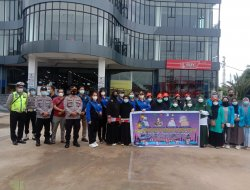 Polres Sekadau Dukung Upaya Pencegahan Pandemi Covid-19