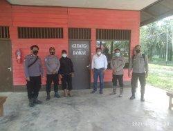 Polres Sekadau Cek Kesiapan Perusahaan Dalam Penanganan Karhutla