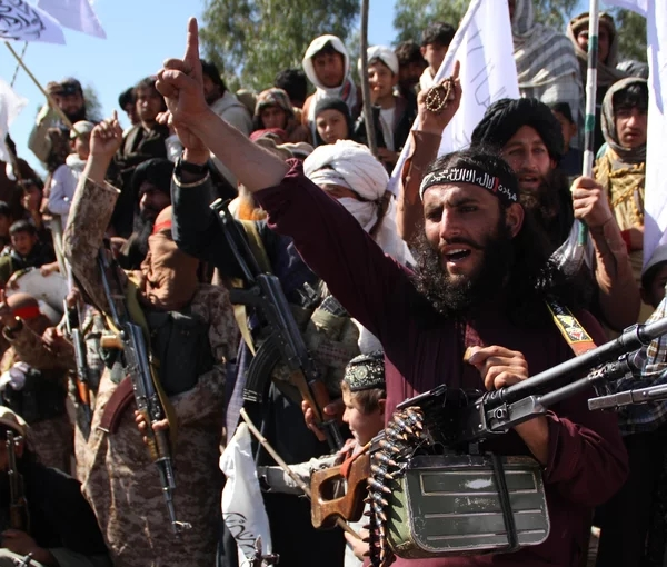 Pejuang Taliban. (Istimewa)