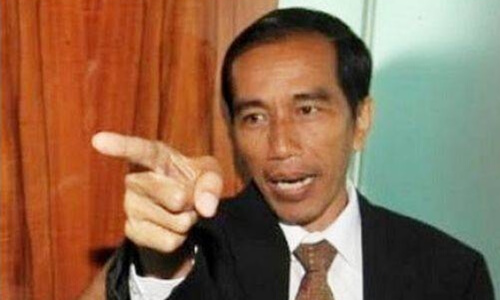 Presiden RI, Joko Widodo atau Jokowi. (Istimewa)