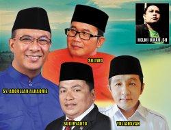 Empat Tokoh Siap Bertarung Dalam Pilkada Kubu Raya 2024