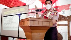 Irjen Pol Agung Makbul Sosialisasikan Saber Pungli dan Resmikan Kantor SBI di Kuningan
