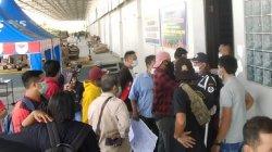 Unjuk Rasa Karyawan PT Wings di Kubu Raya Nyaris Ricuh