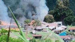 KKB merusak sejumlah fasilitas umum di Papua