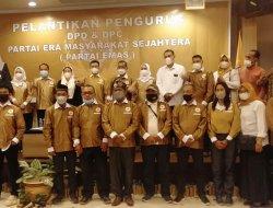 Kepengurusan DPD dan DPC Partai Emas se-Kalbar Resmi Dilantik