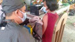 Bebaskan Sanggau dari Covid-19, DPC PDI Perjuangan Gelar Vaksinasi Massal untuk 15 Kecamatan